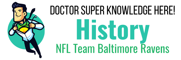 History of the NFL Baltimore Ravens